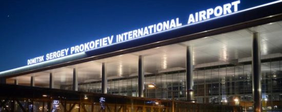 donetsk airport taxi transfers and shuttle service