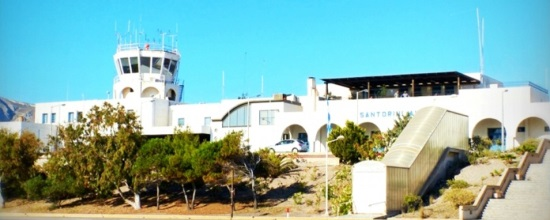 santorini airport taxi transfers and shuttle service